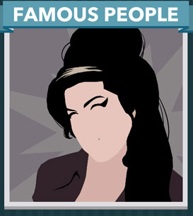 Icomania Answers Famous People Amy Winehouse