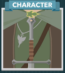 Icomania Answers Character Aragorn