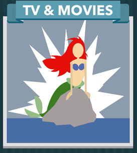 Icomania Answers Movie Ariel