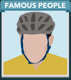 Icomania Answers Famous People Armstrong (Lance)