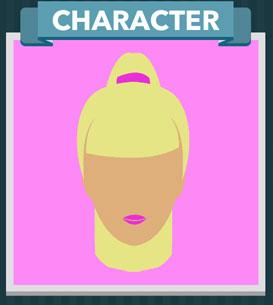 Icomania Answers Character Barbie