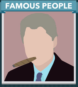 Icomania Answers Famous People Bill Clinton