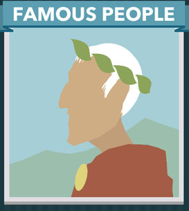 Icomania Answers Famous People Caesar