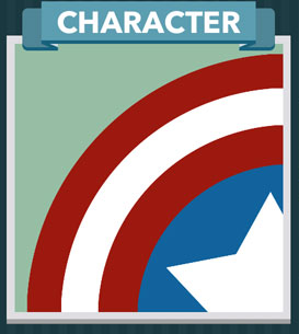 Icomania Answers Character Captain America