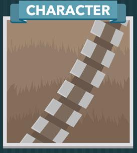Icomania Answers Character Chewbacca