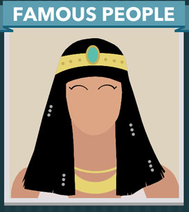 Icomania Answers Famous People Cleopatra