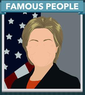 Icomania Answers Famous People Clinton