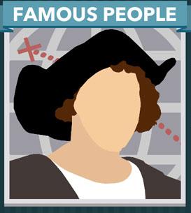 Icomania Answers Famous People Columbus
