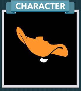 Icomania Answers Character Daffy Duck