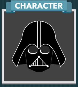 Icomania Answers Character Darth Vader