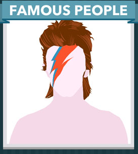 Icomania Answers Famous People David Bowie