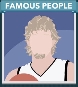 Icomania Answers Famous People Dirk Nowitzki