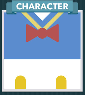 Icomania Answers Character Donald Duck