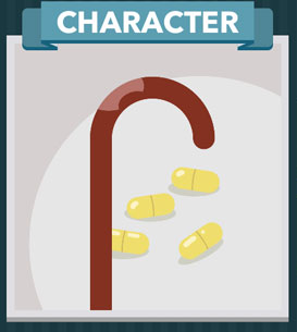Icomania Answers Character Dr House