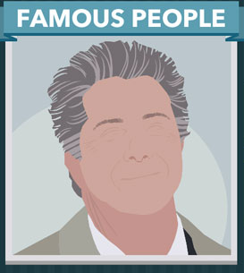 Icomania Answers Famous People Dustin Hoffman