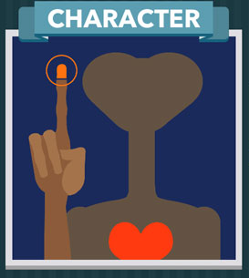 Icomania Answers Character ET