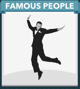 Icomania Answers Famous People Fred Astaire