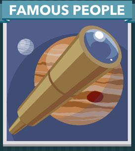 Icomania Answers Famous People Galileo