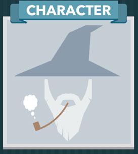 Icomania Answers Character Gandalf