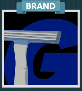 Icomania Answers Brand Gillette
