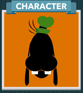 Icomania Answers Character Goofy