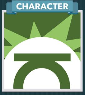 Icomania Answers Character Green Lantern