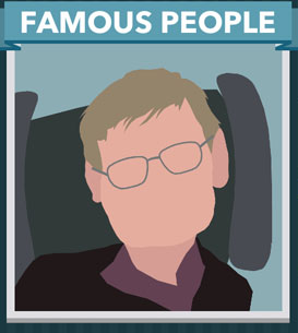Icomania Answers Famous People Hawking
