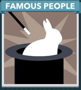 Icomania Answers Famous People Houdini