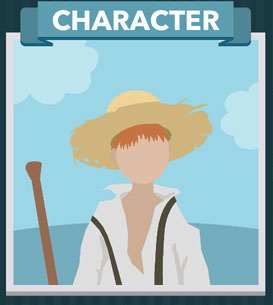 Icomania Answers Character Huckleberry