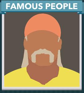 Icomania Answers Famous People Hulk Hogan