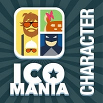 Icomania Character Level