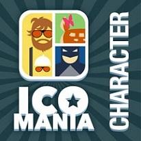 Icomania Character Level