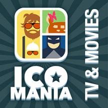 Icomania TV and Movie Level