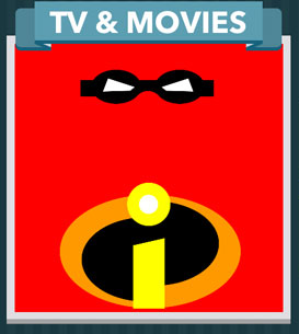 Icomania Answers Movie Incredibles