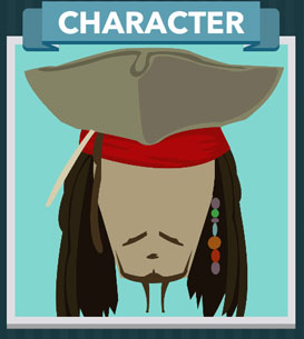Icomania Answers Character Jack Sparrow