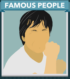 Icomania Answers Famous People Jackie Chan