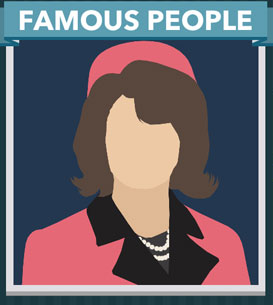 Icomania Answers Famous People Jackie Kennedy