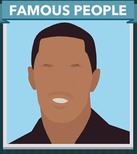 Icomania Answers Famous People Jamie Foxx
