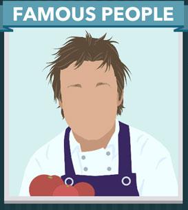 Icomania Answers Famous People Jamie Olivier