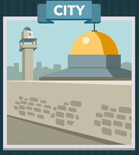 Answers City Jerusalem