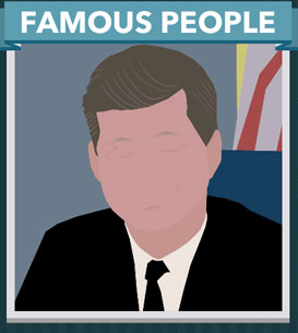 Icomania Answers Famous People JFK