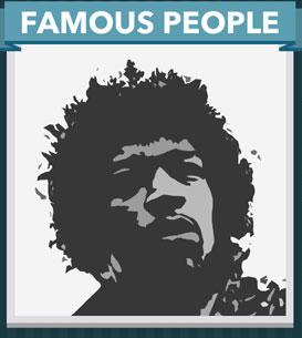 Icomania Answers Famous People Jimi Hendrix