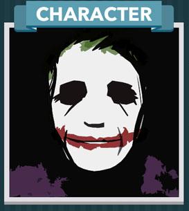 Icomania Answers Character Joker