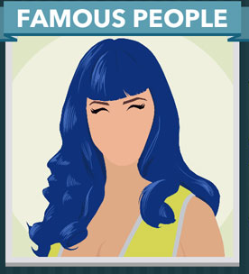 Icomania Answers Famous People Katy Perry