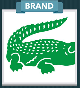 Icomania Answers Brand Lacoste