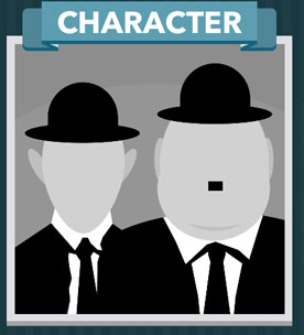Icomania Answers Character Laurel and Hardy