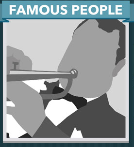 Icomania Answers Famous People Louis Armstrong