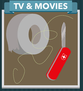 Icomania Answers Movie MacGyver