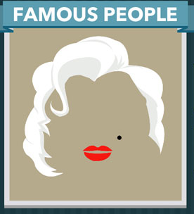 Icomania Answers Famous People Marilyn Monroe