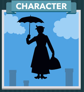 Icomania Answers Character Mary Poppins